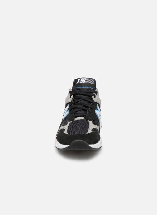 Sneaker New Balance MX-90 schwarz schuhe getragen