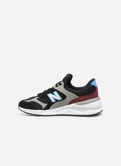 Sneaker New Balance MX-90 schwarz ansicht von vorne