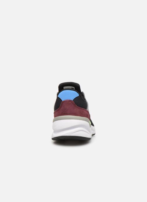 Sneaker New Balance MX-90 schwarz ansicht von rechts