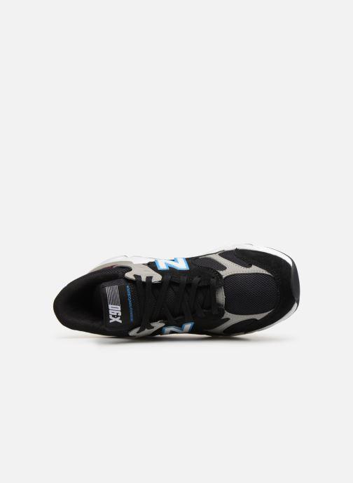 Sneaker New Balance MX-90 schwarz ansicht von links