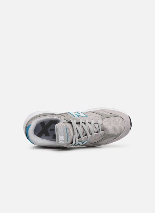 Trainers New Balance MX-90 Grey view from the left