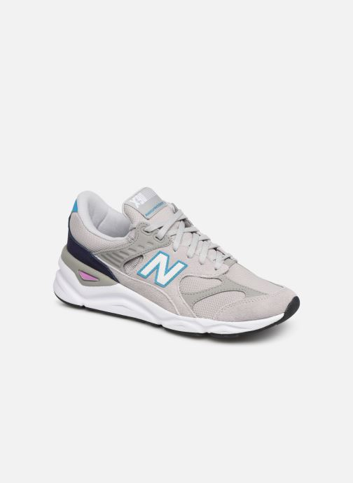 Trainers New Balance MX-90 Grey detailed view/ Pair view