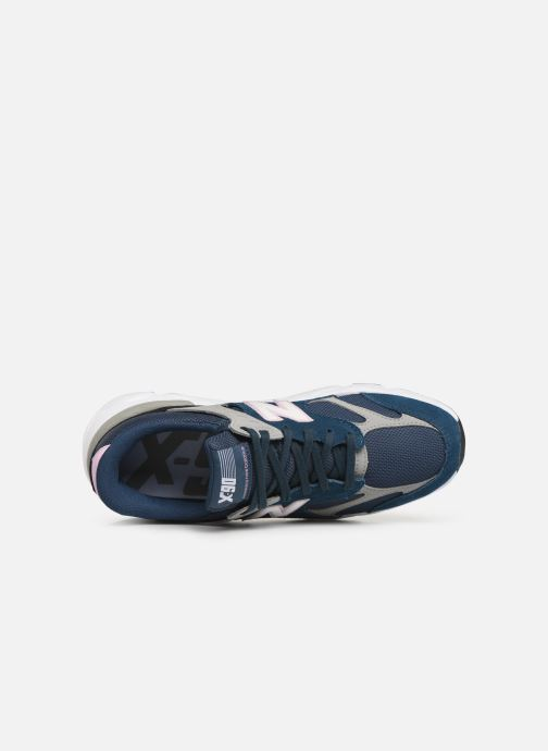 Trainers New Balance MX-90 Blue view from the left
