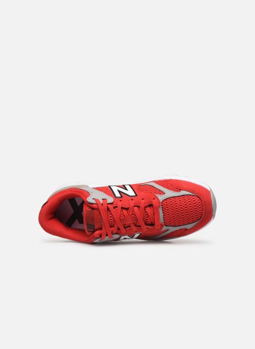 Trainers New Balance MX-90 Red view from the left