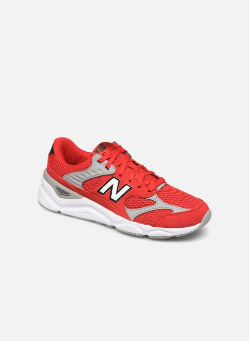 Trainers New Balance MX-90 Red detailed view/ Pair view