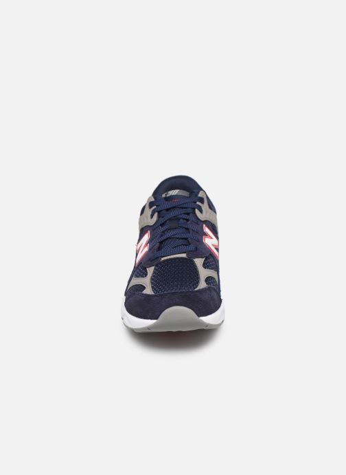 Baskets New Balance MX-90 Bleu vue portées chaussures