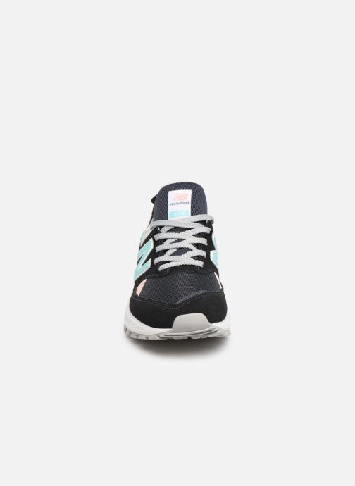 Trainers New Balance 574 Black model view