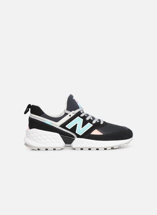 Sneakers New Balance 574 Zwart achterkant