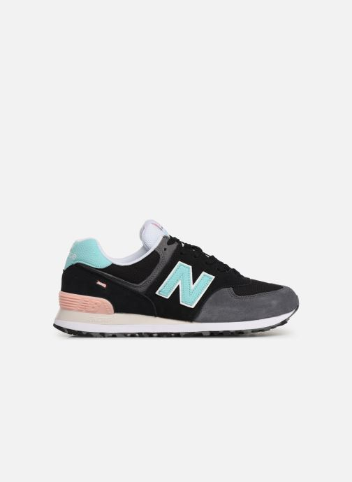 Trainers New Balance 574 Black back view