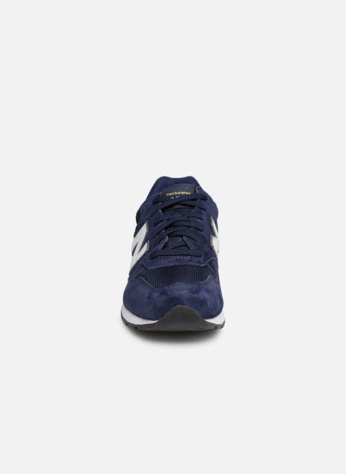 Sneaker New Balance 996 blau schuhe getragen