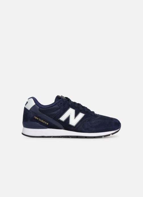 Sneaker New Balance 996 blau ansicht von hinten