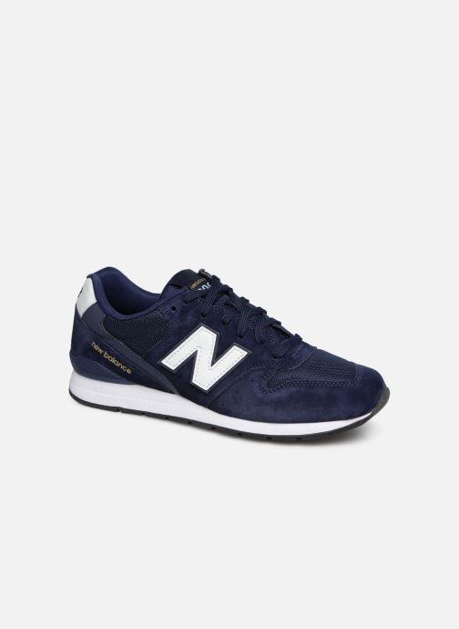 Sneaker New Balance 996 blau detaillierte ansicht/modell