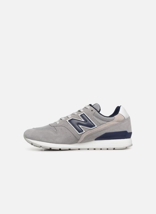 Trainers New Balance 996 Grey front view