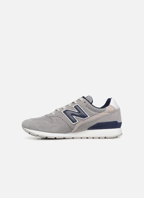 Sneakers New Balance 996 Grijs voorkant