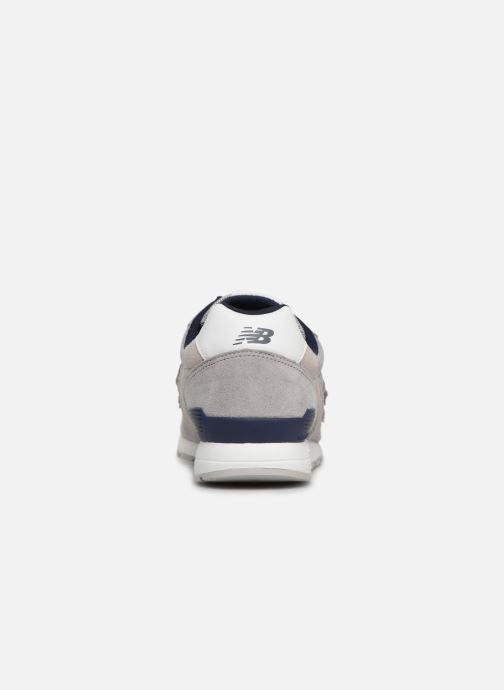 Sneakers New Balance 996 Grijs rechts