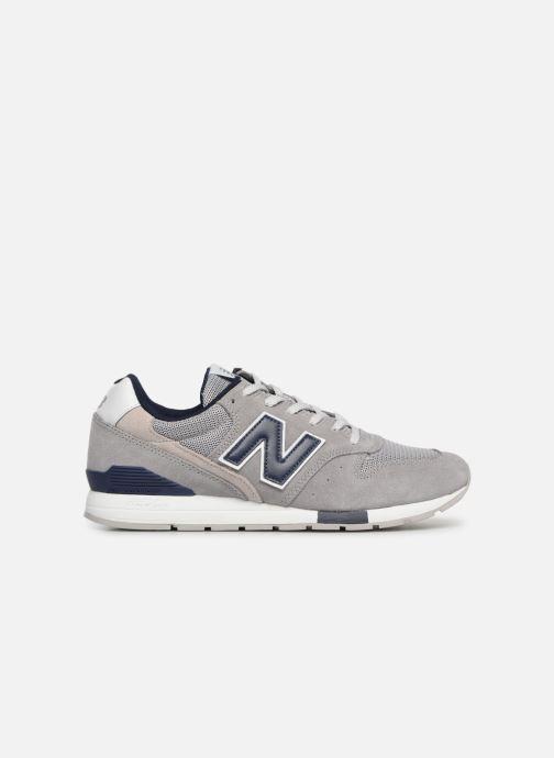 Sneakers New Balance 996 Grijs achterkant