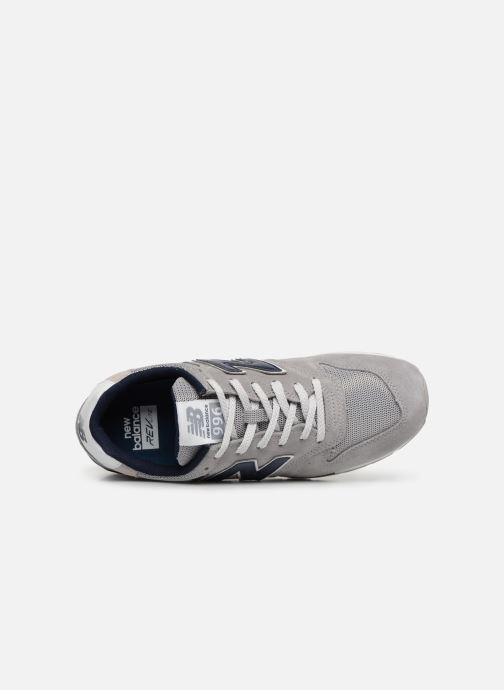Sneakers New Balance 996 Grijs links