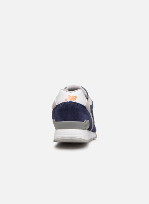 Trainers New Balance 996 Blue view from the right