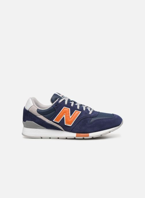 Trainers New Balance 996 Blue back view