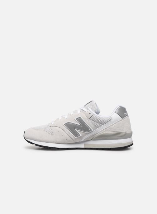 Sneakers New Balance 996 Grigio immagine frontale