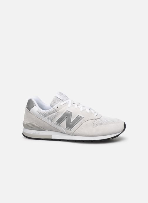 Trainers New Balance 996 Grey back view