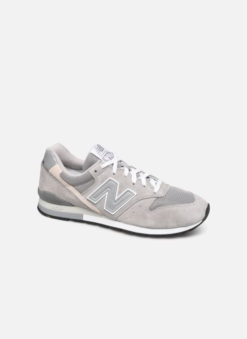 Trainers New Balance 996 Grey detailed view/ Pair view