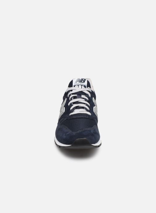 Trainers New Balance 996 Blue model view