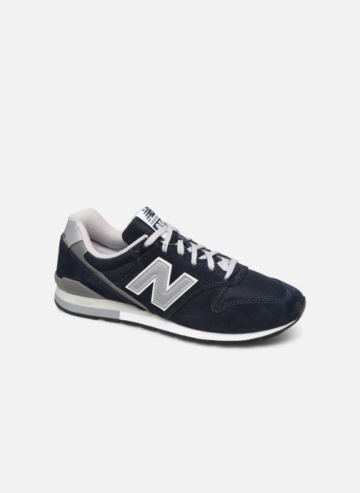 Trainers New Balance 996 Blue detailed view/ Pair view