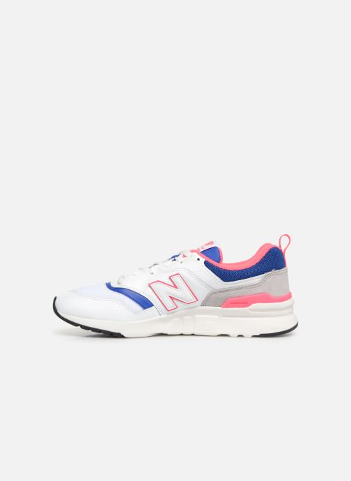 Sneakers New Balance 997 Wit voorkant