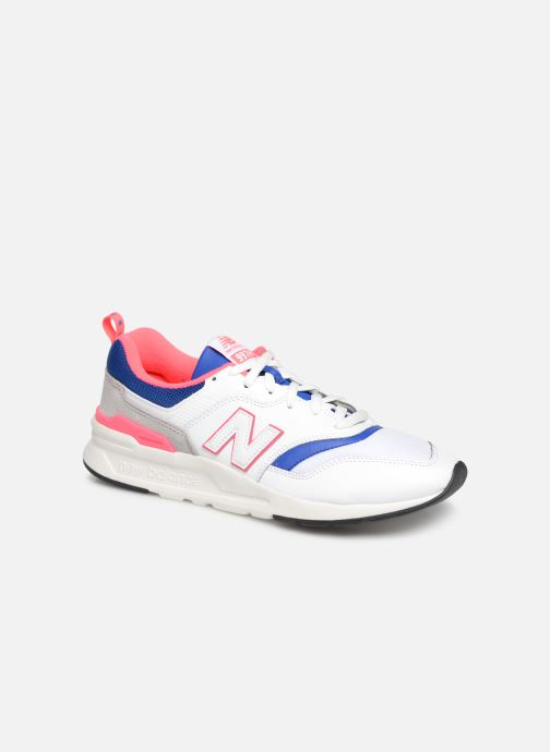 Sneakers New Balance 997 Wit detail