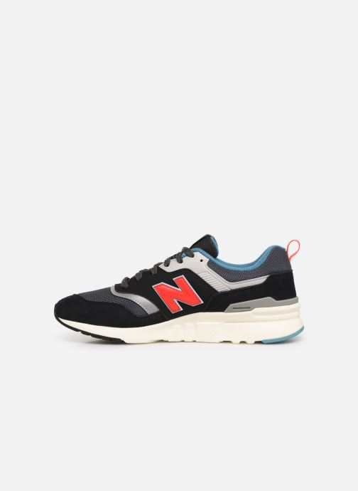 Trainers New Balance 997 Black front view