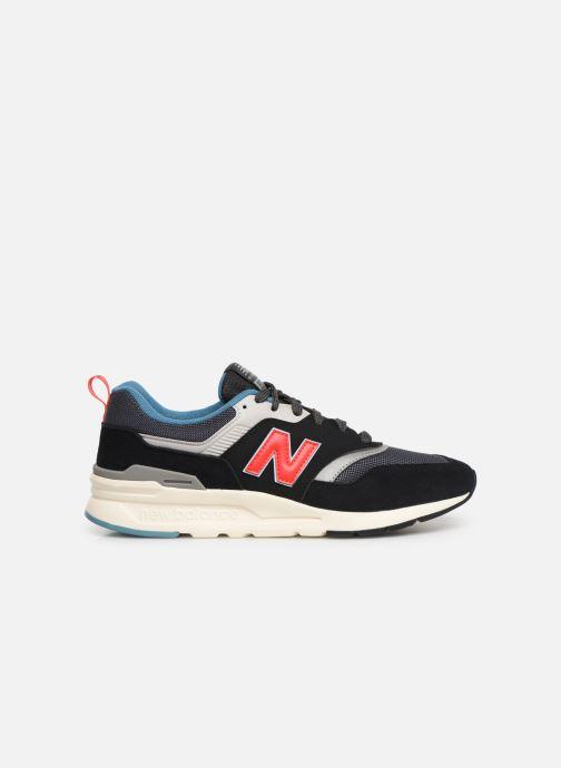 Sneakers New Balance 997 Zwart achterkant