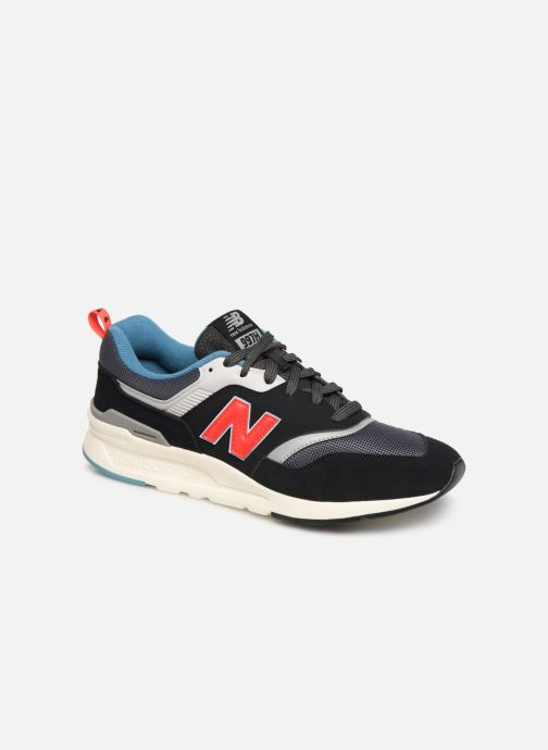 Trainers New Balance 997 Black detailed view/ Pair view