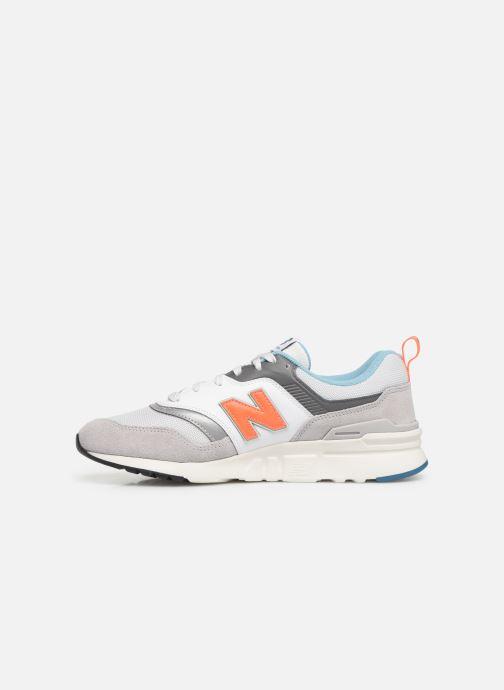 Sneakers New Balance 997 Grijs voorkant