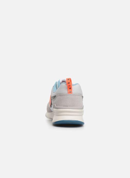 Sneakers New Balance 997 Grijs rechts