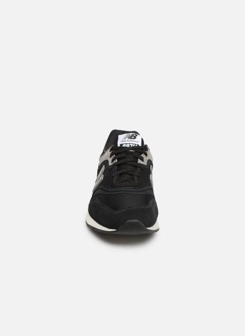 Trainers New Balance 997 Black model view