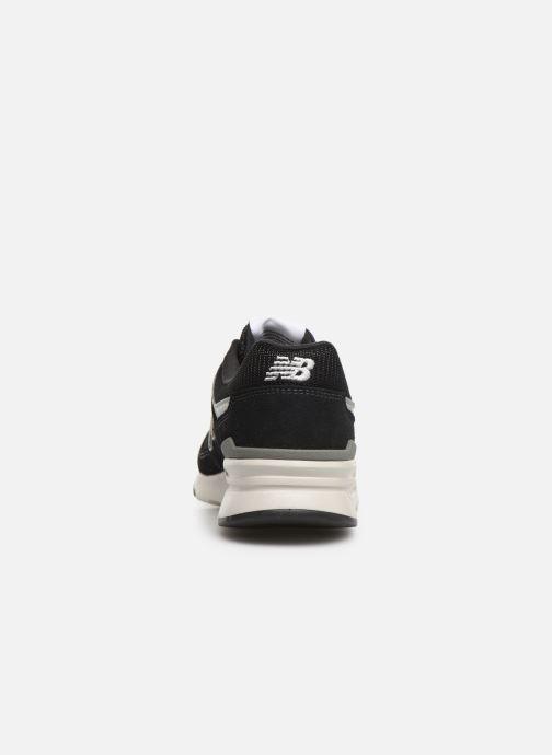 Sneakers New Balance 997 Zwart rechts