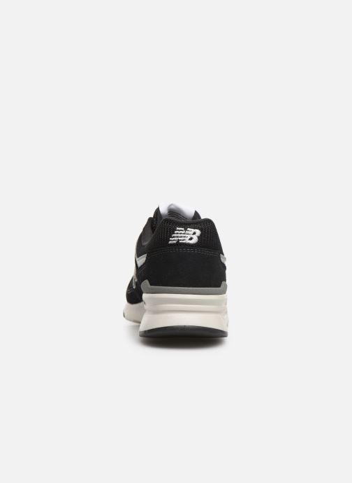 Trainers New Balance 997 Black view from the right