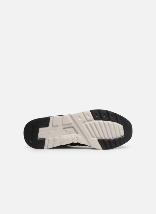 Sneakers New Balance 997 Zwart boven