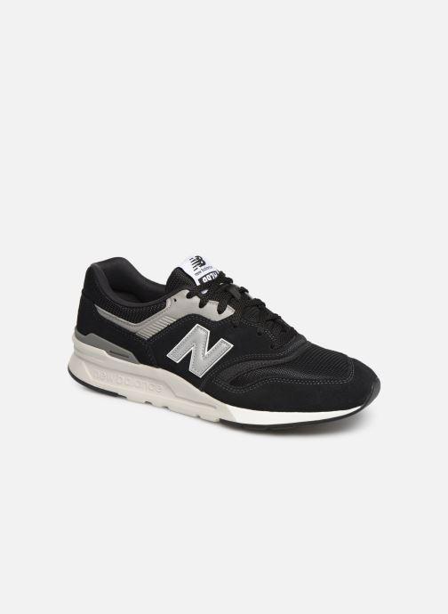 Sneakers New Balance 997 Zwart detail