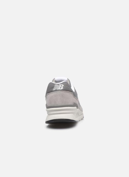 Sneakers New Balance 997 Grigio immagine destra