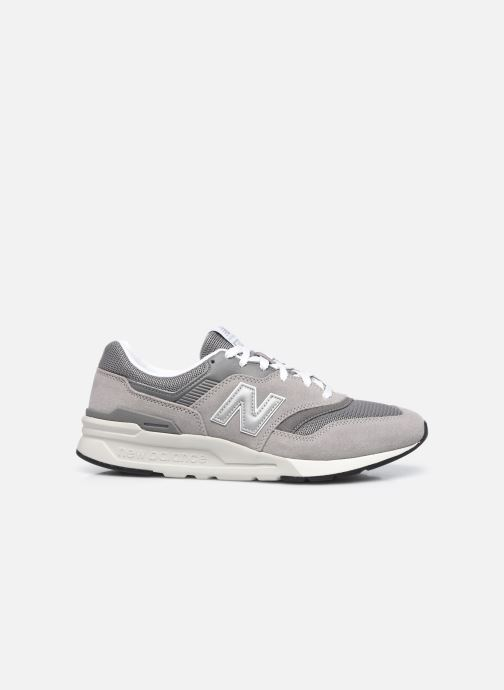 Trainers New Balance 997 Grey back view