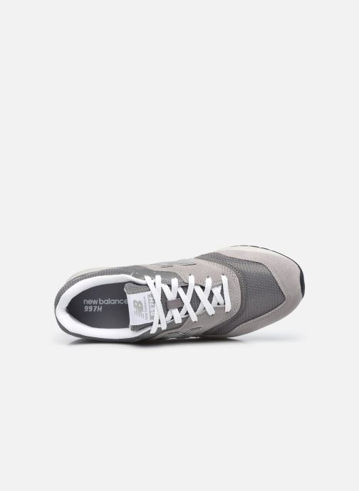 Baskets New Balance 997 Gris vue gauche