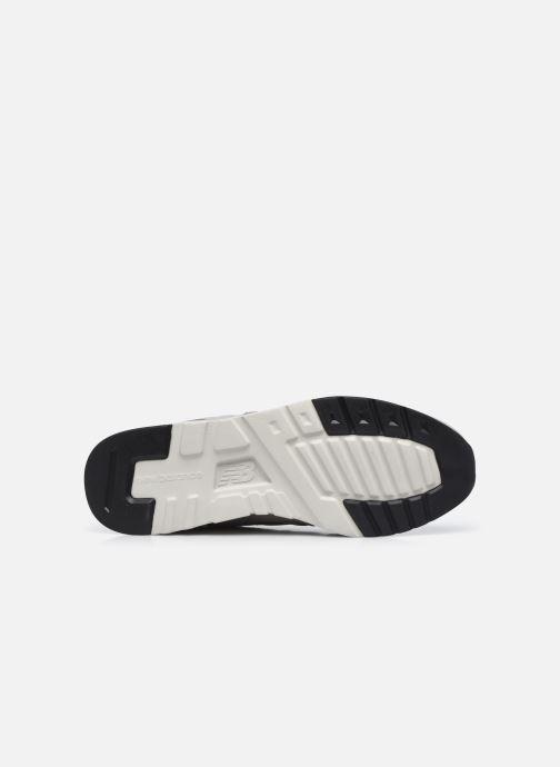Sneakers New Balance 997 Grigio immagine dall'alto