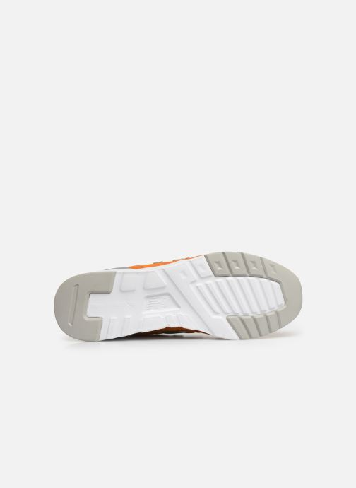 Trainers New Balance 997 Orange view from above
