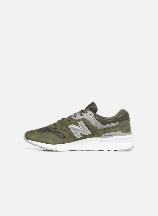 New Balance 997 (grün) - cómodo Turnschuhe bei Más cómodo - 84f064
