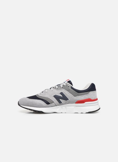Baskets New Balance 997 Gris vue face