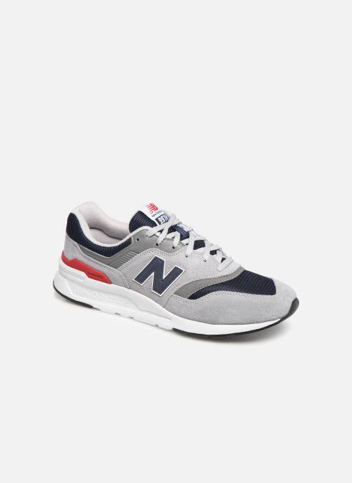 Trainers New Balance 997 Grey detailed view/ Pair view
