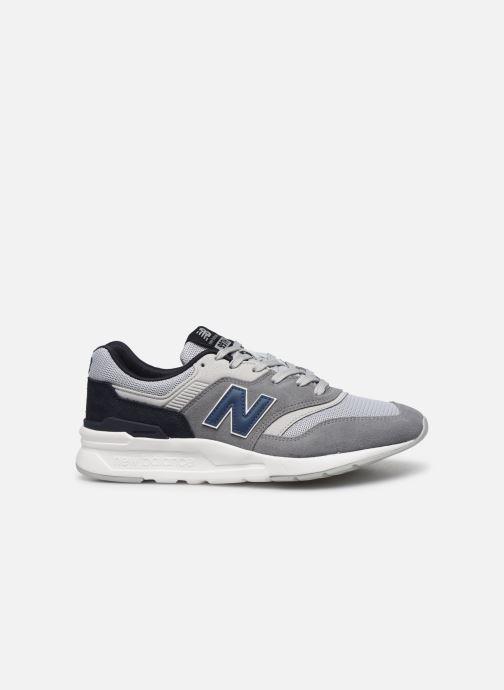 Sneakers New Balance 997 Grijs achterkant