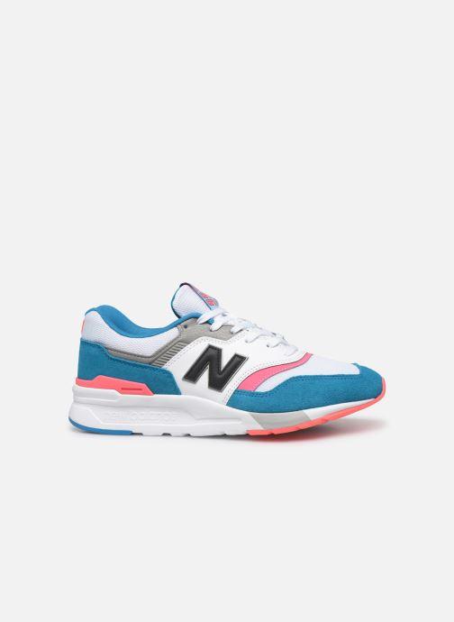 Sneaker New Balance 997 mehrfarbig ansicht von hinten